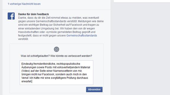 Facebook-Hassnachricht2